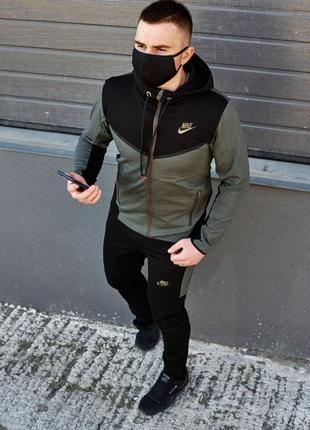 Спортивный костюм nike running, новая колекция 2020, сезон весна-осень8 фото