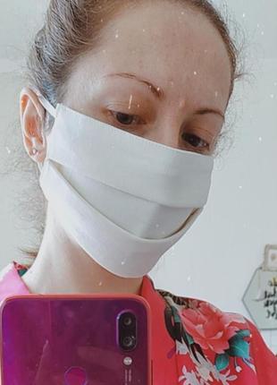 Маска защитная маска тканевая маска многоразовая