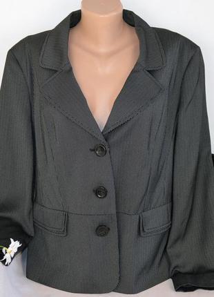 Пиджак жакет блейзер с карманами debenhams вьетнам большой размер этикетка