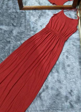 #розвантажуюсь платье на бретелях h&m