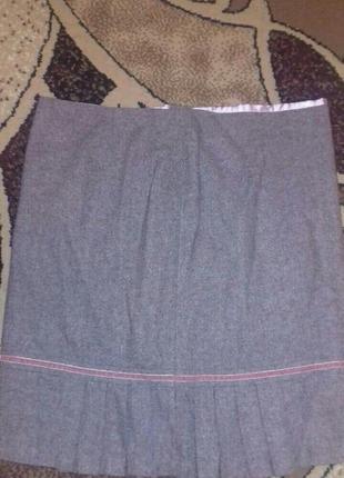 Фирменная, шикарная юбка от george