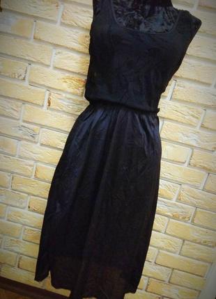 🔥🔥🔥ценопад! супер красивое платье в бельевом стиле