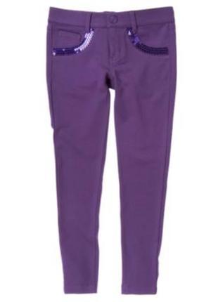Стильные джинсы-джеггенсы crazy8