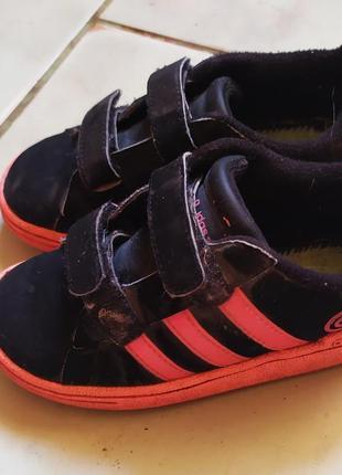 Adidas кроссовки стелька 17 см