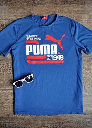 Оригинальная стильная футболка puma ® men's t-shirt