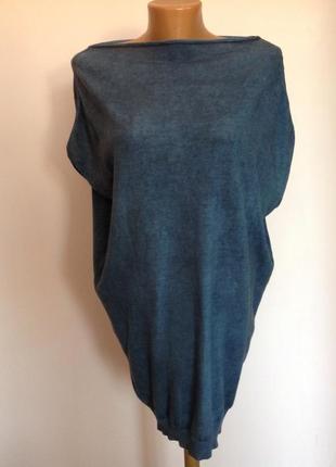 Котоновая итальянская блузка/s- m/ brend summum