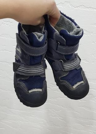 Superfit ботинки для мальчика, 30р.