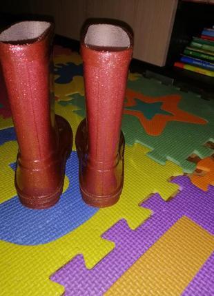 Сапоги резиновые2 фото