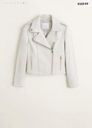Шкіряна куртка mango кожаная куртка женская mng