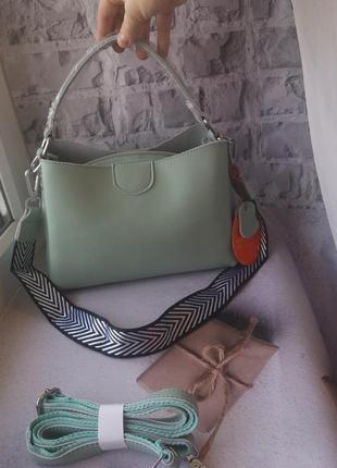 Кожаная женская сумка жіноча шкіряна сумочка из кожи