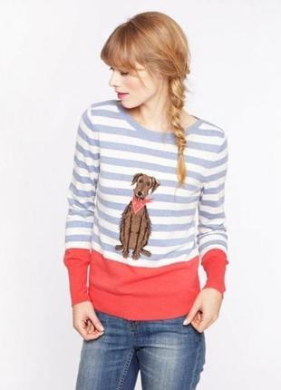 Стильный свитерок joules p.12