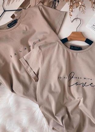 New! футболка  love