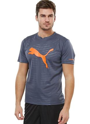 Футболка новая коллекция puma ® evopower graphic t-shirt