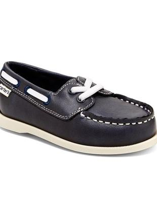 Туфлі мокасини на хлопчика carters