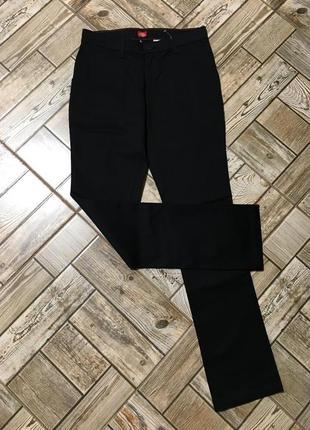 Идеально чёрные коттоновые брюки,мексика,dickies