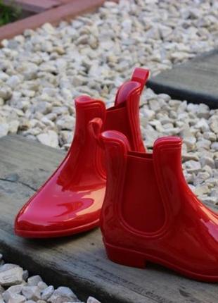 Резиновые сапоги.  ботинки резиновые