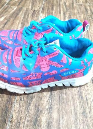 Кроссовки кросівки для дівчинки 20 см
