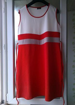 Красивое яркое летнее платье jn iden(испания)