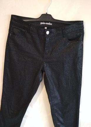 Стильные модные штаны, скины,джинсы grain de malice с пропиткой