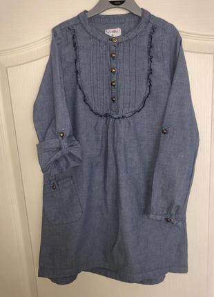 Платье gap 8 лет 128см