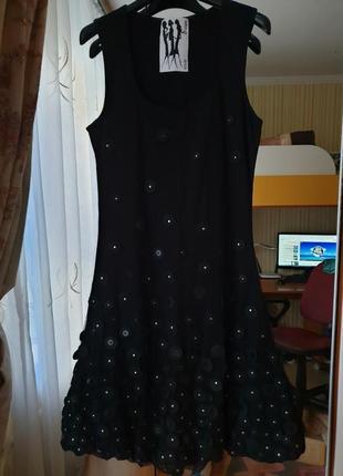 Платье интересного фасона италия