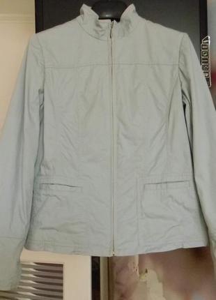 Куртка ветровка кардиган пиджак женский next 46-48 р