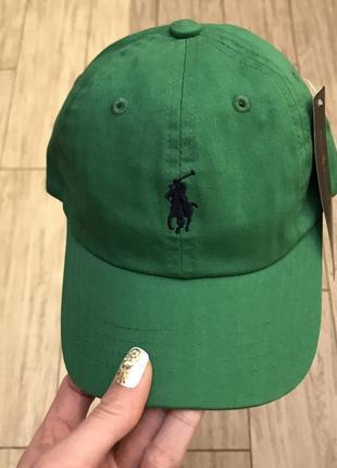 Детская кепка бейсболка polo размер 52