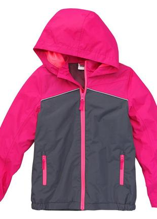 Куртка ветровка topolino 134 -152 см 8-12 лет германия тополино непромокаемая