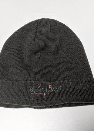 Sweadteam шапка для охоты рыбалки
