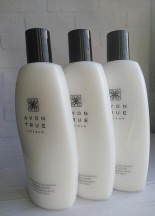 Avon true увлажняющее соедство молочко для снятия макияжа с глаз