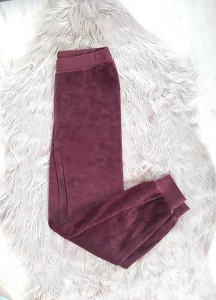 Хитовые велюровые штаны tcm tchibo на девочку 9 лет