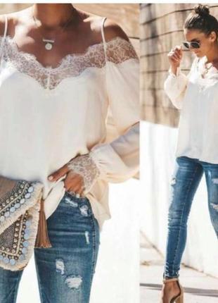 Топовая блуза...