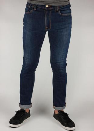 Италия фирменные зауженные джинсы