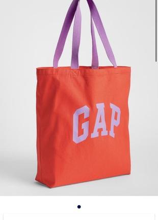 Сумка шоппер gap, осталась последняя