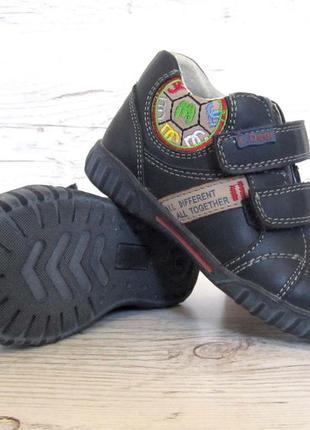 Р.22 распродажа! детские ботинки b&g №123-175b