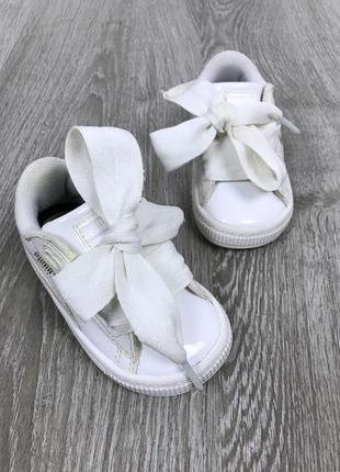 Изысканные кроссовочки для девочки, в стиле fenty rihanna)