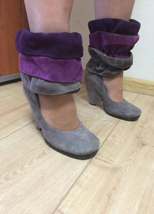 Продам ботинки marc jackobs