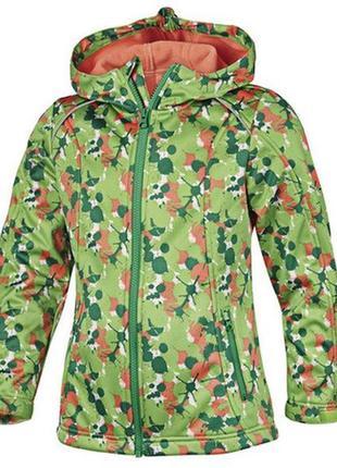 Куртки ветровки на флисе crivit германия. в наличии 2 штуки