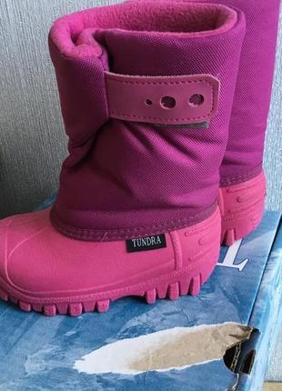 Сноубутсы tundra