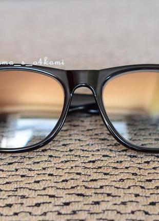 Универсальные солнцезащитные новые очки, линзы-стекло