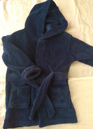 Махровий халат.