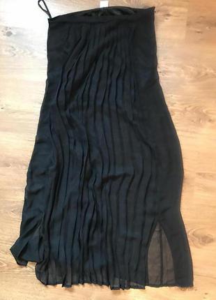 Модная юбка плиссе vero moda