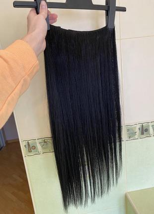 Волосы натуральные трессы для голливудского наращивание ручной работы