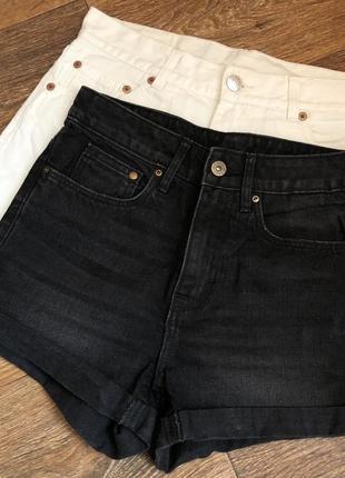 Джинсовые шорты р.xs/s
