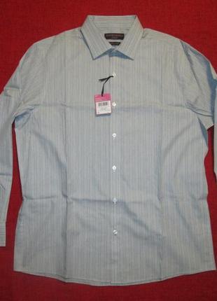 Рубашка oliver thomas london 100% хлопок
