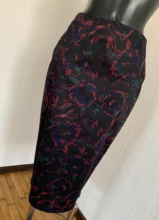Идеальная юбка миди карандаш