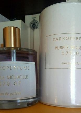 Purple molecule 070.070 eau de parfum 5 ml