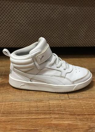 Кроссовки детские хайтопы черевики пума puma р.33 (21см) унисекс