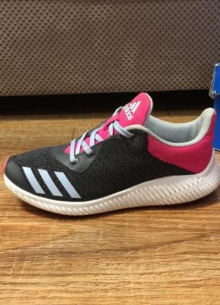 Кроссовки детские на девочку черевики адидас adidas р.33 (20см)