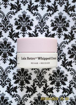 Антивозрастной крем против морщин и сухости кожи drunk elephant lala retro whipped cream